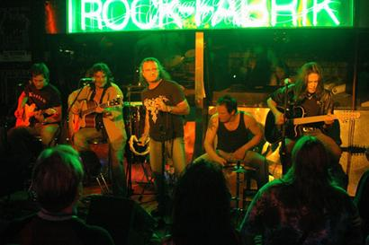 band jammin' unplugged 2