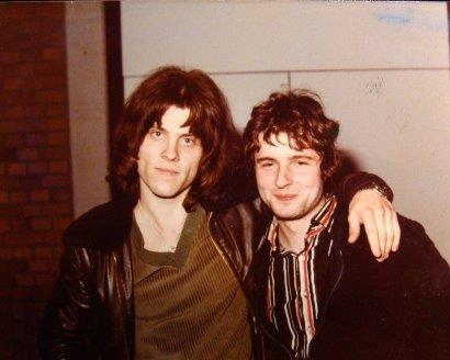 Freddy Alsfeld Germany April 29, 1976 with fan