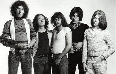 Band Line-Up KROKUS 1976