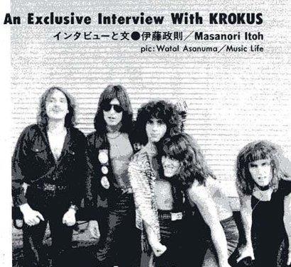Krokus - Music Life