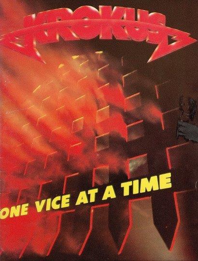 Vice Tour Book