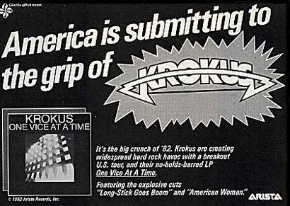 US Record Company Ad