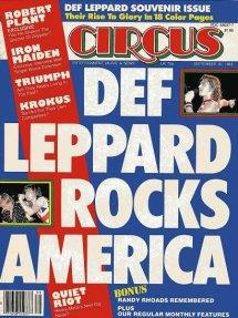 CIRCUS magazine 9-30-83