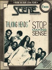 Scene Entertainment Weekly Ohio 2-7-85
