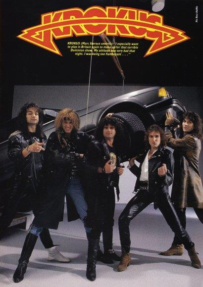 Krokus Photo Shoot
