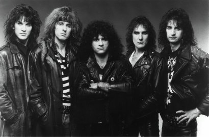 1988 HEART ATTACK Line-Up