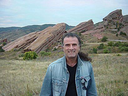 Marc Red Rocks Denver Colorado 10-2005