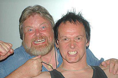 Stefan + Peter
