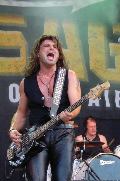 Tony Castell Rock Of Ages Festival Sweden