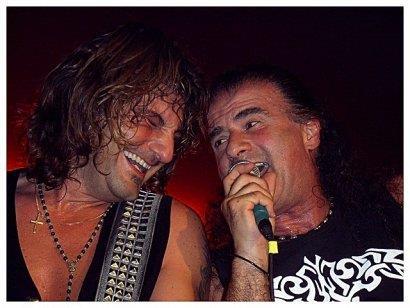 Tony Castell & Marc Storace