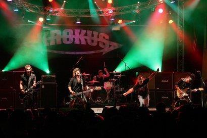 KROKUS live