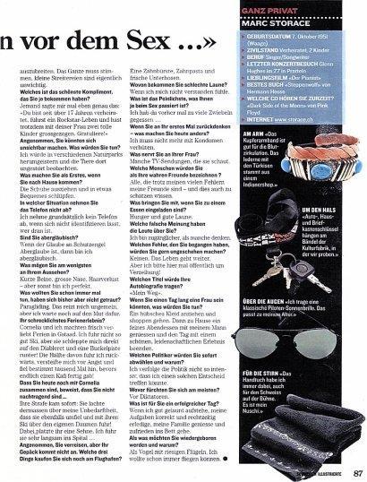 Schweizer Illustrierte - CH 8-4-2008
