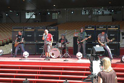 TV Rehearsal Band