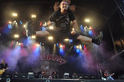 KROKUS at BANG YOUR HEAD Festival