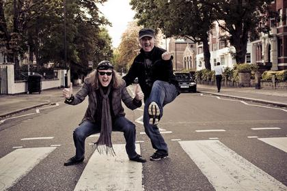 Most famous crosswalk in the world
