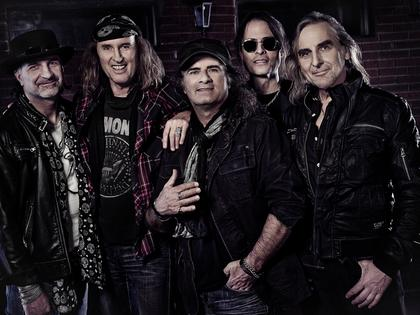 KROKUS with Mandy