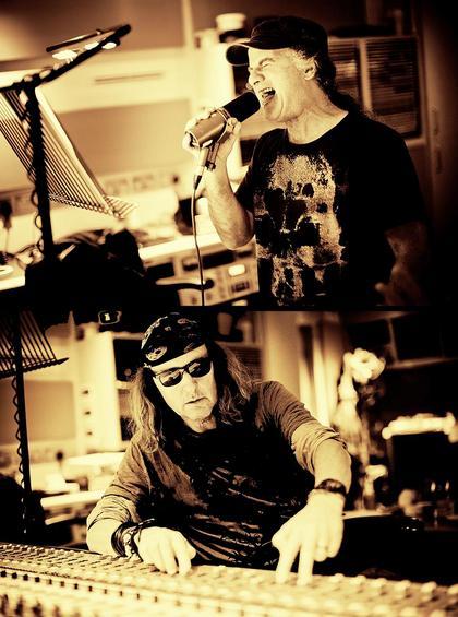 KROKUS record at Abbey Road Studios