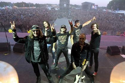 Swedenrock Festival 2013