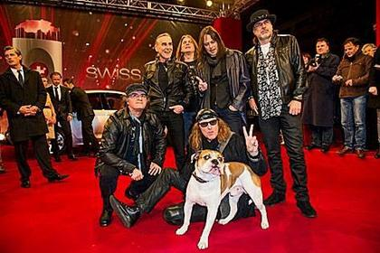SWITZERLAND - We love you!