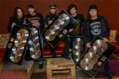 Quadruple Platinum Big Bang
