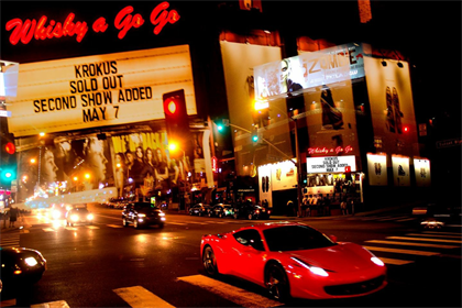 Whisky A Go Go West Hollywood