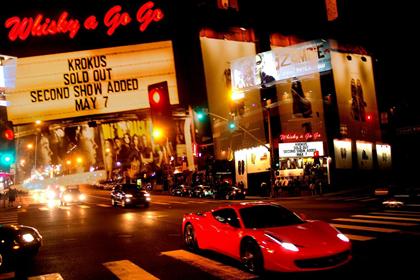 Whisky A Go Go West Hollywood