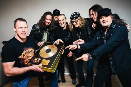 BIG ROCKS GOLD RECORD AWARDS