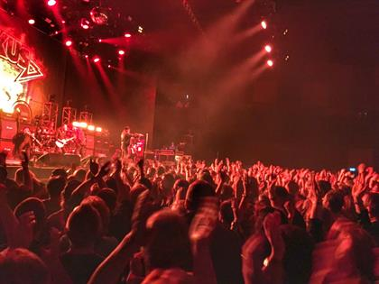 Big Rocks Over Switzerland