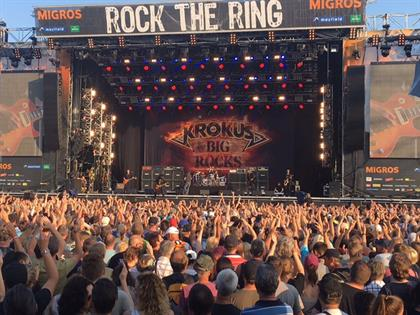 Rock The Ring Festival, Hinwil