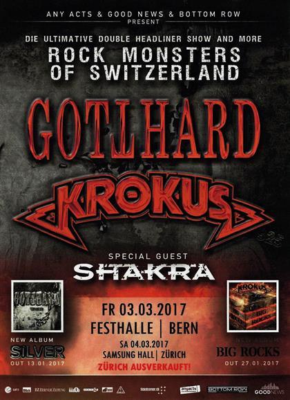 Rock Monsters Of Switzerland