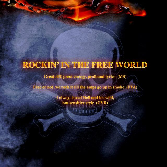 Rockin' In The Free World QUOTES