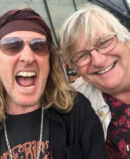 Chris + Tom Allom