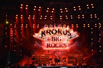 Krokus Live BIG ROCKS