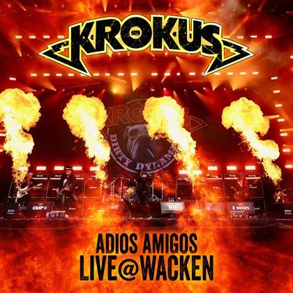 Krokus At Wacken 2019