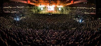 Hallenstadion Zurich 3