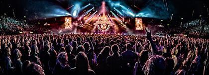 Krokus Live Hallenstadion Zurich 12-7-19