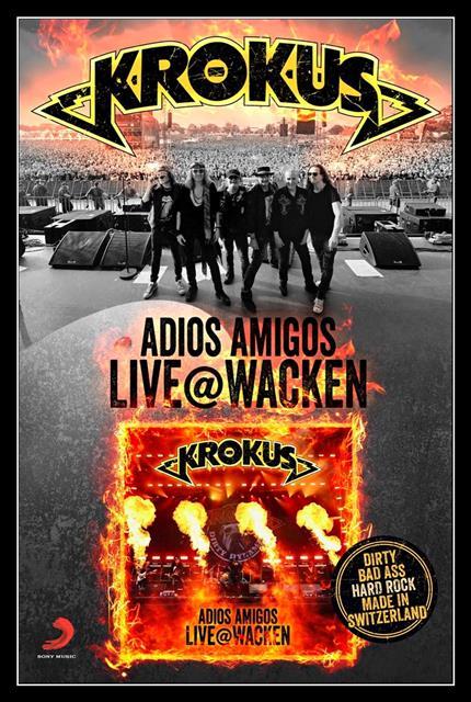 Krokus Live @ Wacken