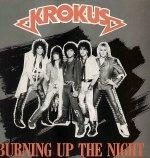 Burning Up The Night