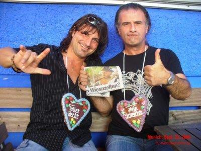 Tony & Marc Munich D 9-2006