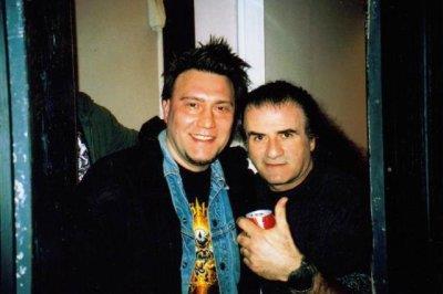 Igor London UK 2-20-2007 & Marc
