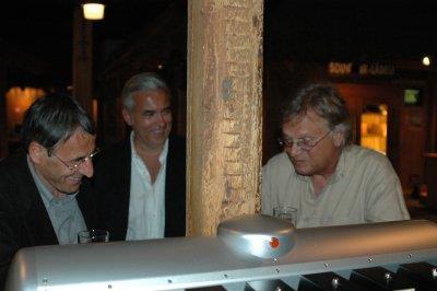 Peter Frei, Markus Hodel & Teddy Meier