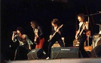 Marc, Tommy, Fernando & Chris